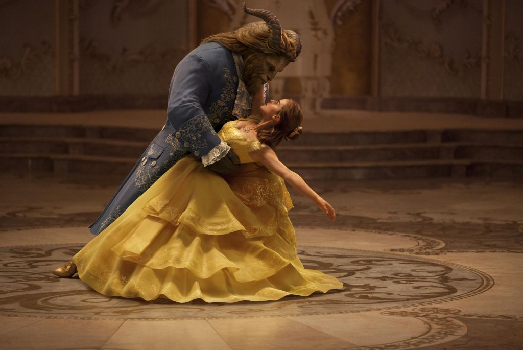 Beauty and the Beast. Walt Disney.
